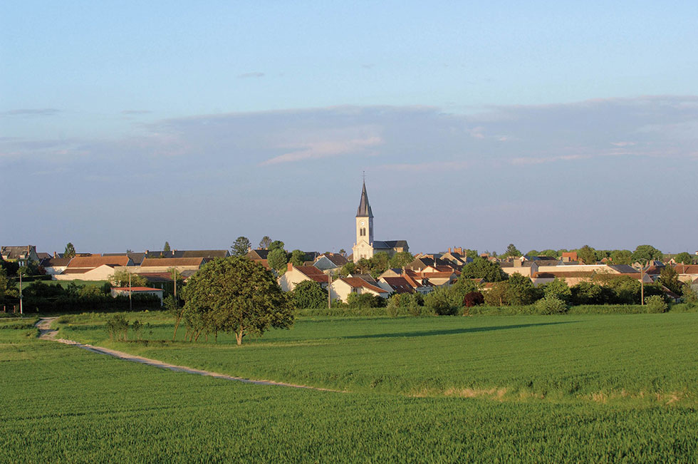 Le Village de Bouzy en Champagne